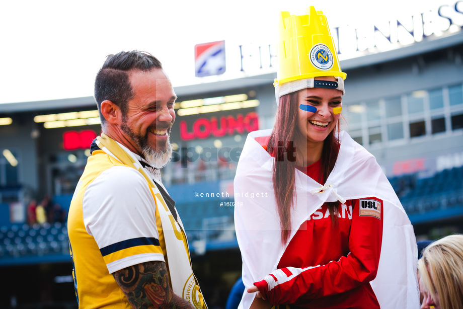 Spacesuit Collections Image ID 160249, Kenneth Midgett, Nashville SC vs New York Red Bulls II, United States, 26/06/2019 19:20:20