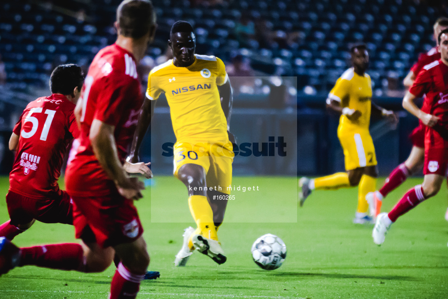 Spacesuit Collections Image ID 160265, Kenneth Midgett, Nashville SC vs New York Red Bulls II, United States, 26/06/2019 22:25:49