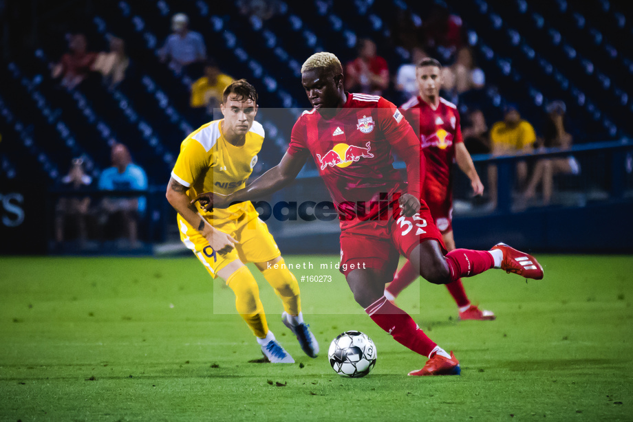 Spacesuit Collections Image ID 160273, Kenneth Midgett, Nashville SC vs New York Red Bulls II, United States, 26/06/2019 22:32:27