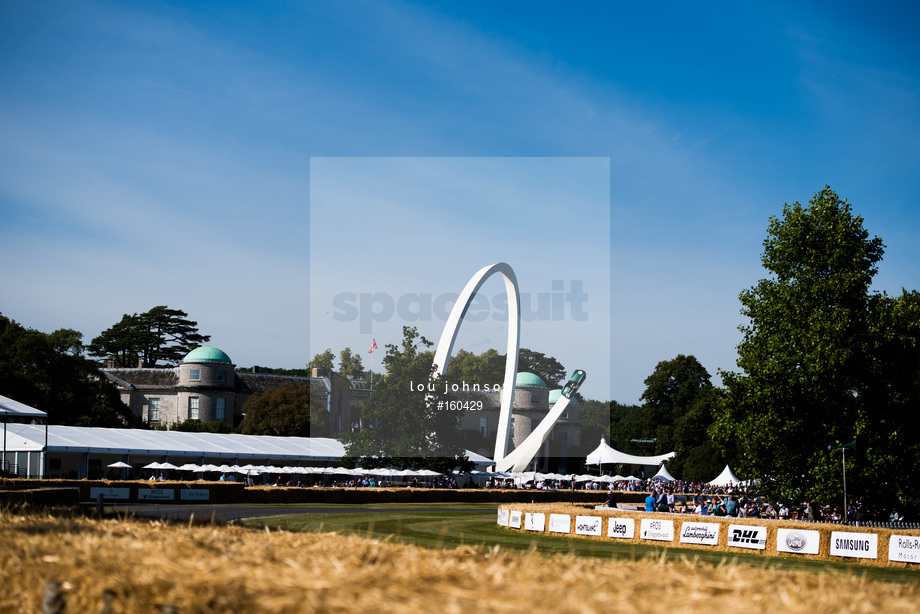 Spacesuit Collections Image ID 160429, Lou Johnson, Goodwood Festival of Speed, UK, 04/07/2019 18:05:23