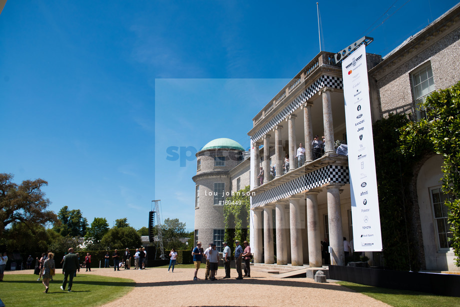 Spacesuit Collections Image ID 160449, Lou Johnson, Goodwood Festival of Speed, UK, 04/07/2019 13:59:43