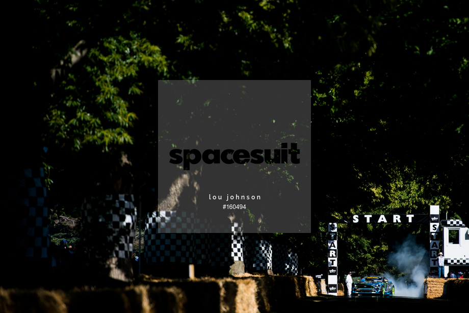 Spacesuit Collections Image ID 160494, Lou Johnson, Goodwood Festival of Speed, UK, 04/07/2019 17:14:16