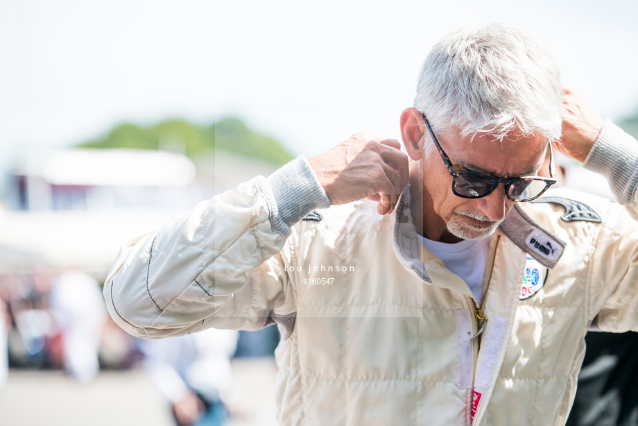 Spacesuit Collections Image ID 160547, Lou Johnson, Goodwood Festival of Speed, UK, 05/07/2019 11:41:16