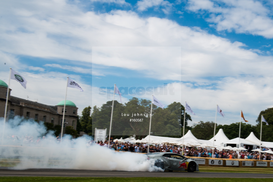 Spacesuit Collections Image ID 160587, Lou Johnson, Goodwood Festival of Speed, UK, 05/07/2019 17:17:45