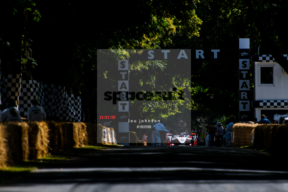 Spacesuit Collections Image ID 160598, Lou Johnson, Goodwood Festival of Speed, UK, 06/07/2019 12:21:52