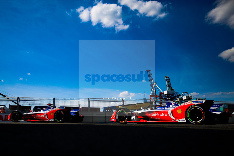 Spacesuit Collections Image ID 165758, Shivraj Gohil, New York ePrix, United States, 14/07/2019 16:18:47