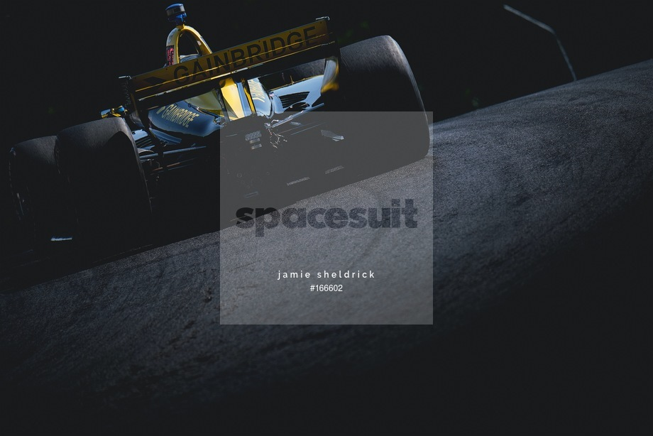 Spacesuit Collections Image ID 166602, Jamie Sheldrick, Honda Indy 200, United States, 27/07/2019 10:35:27
