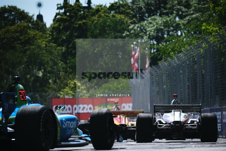Spacesuit Collections Image ID 166620, Jamie Sheldrick, Honda Indy Toronto, Canada, 14/07/2019 15:56:06