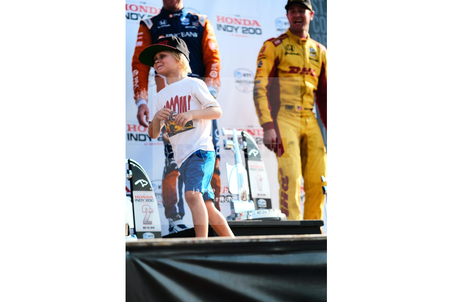 Spacesuit Collections Image ID 166795, Jamie Sheldrick, Honda Indy 200, United States, 28/07/2019 18:10:20