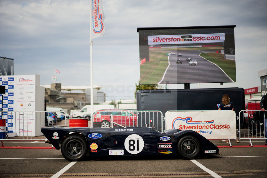 Spacesuit Collections Image ID 167011, James Lynch, Silverstone Classic, UK, 26/07/2019 09:42:39