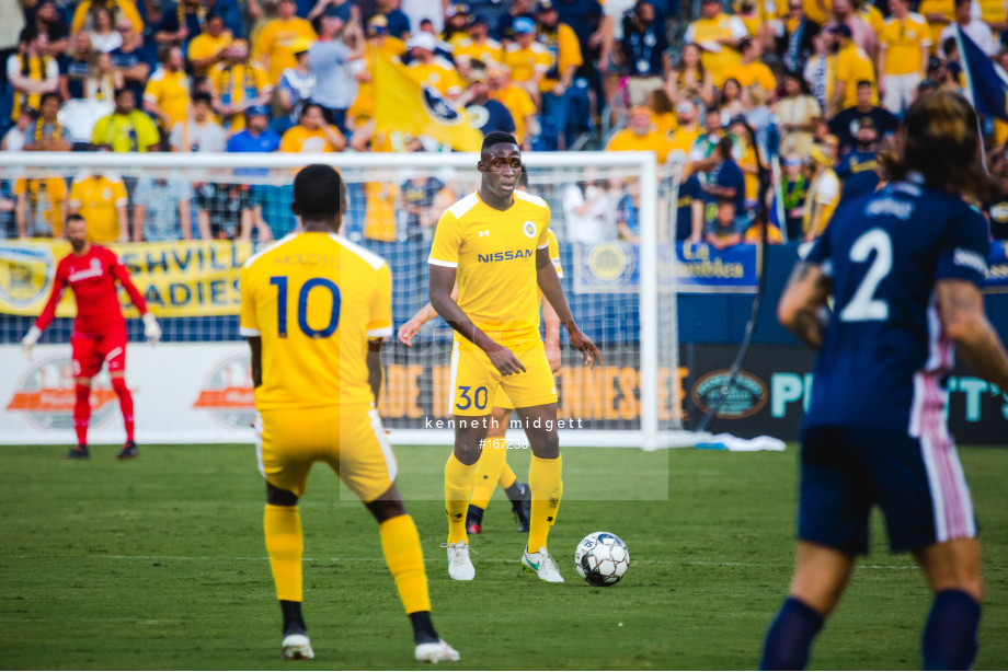 Spacesuit Collections Image ID 167238, Kenneth Midgett, Nashville SC vs Indy Eleven, United States, 27/07/2019 18:17:09
