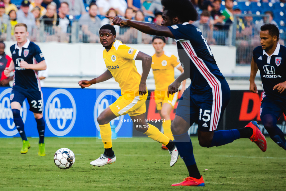 Spacesuit Collections Image ID 167245, Kenneth Midgett, Nashville SC vs Indy Eleven, United States, 27/07/2019 18:20:15