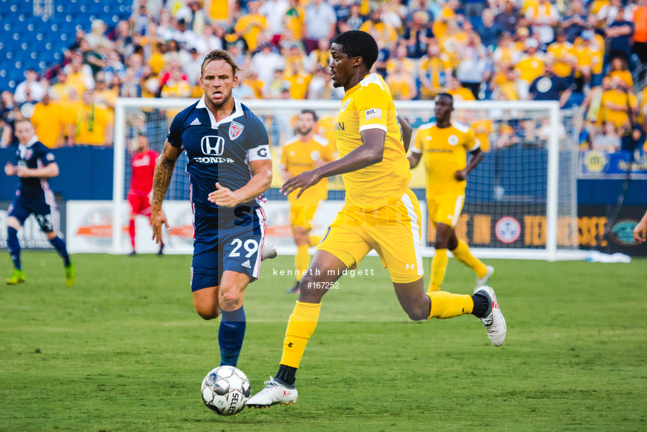 Spacesuit Collections Image ID 167252, Kenneth Midgett, Nashville SC vs Indy Eleven, United States, 27/07/2019 18:28:19