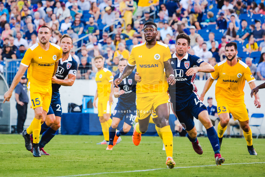 Spacesuit Collections Image ID 167271, Kenneth Midgett, Nashville SC vs Indy Eleven, United States, 27/07/2019 18:36:40