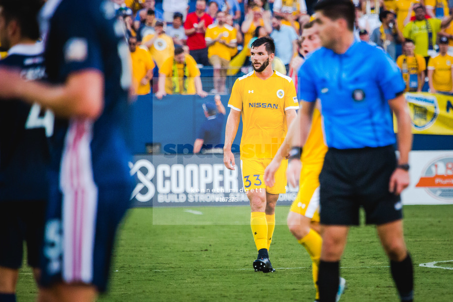 Spacesuit Collections Image ID 167275, Kenneth Midgett, Nashville SC vs Indy Eleven, United States, 27/07/2019 18:40:13