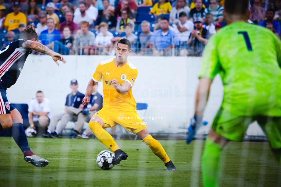 Spacesuit Collections Image ID 167282, Kenneth Midgett, Nashville SC vs Indy Eleven, United States, 27/07/2019 18:43:17