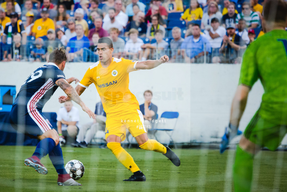 Spacesuit Collections Image ID 167283, Kenneth Midgett, Nashville SC vs Indy Eleven, United States, 27/07/2019 18:43:17