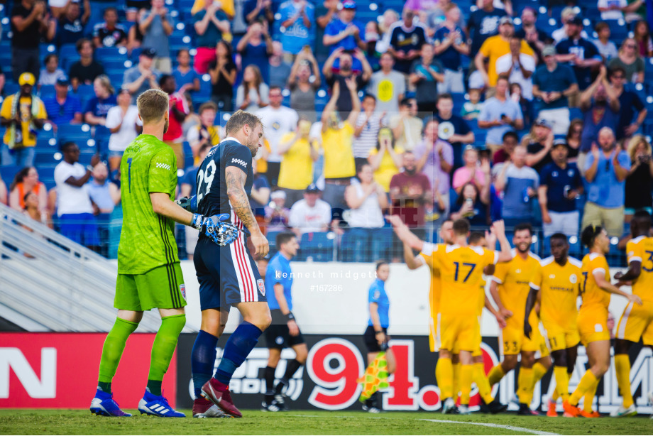 Spacesuit Collections Image ID 167286, Kenneth Midgett, Nashville SC vs Indy Eleven, United States, 27/07/2019 18:49:18