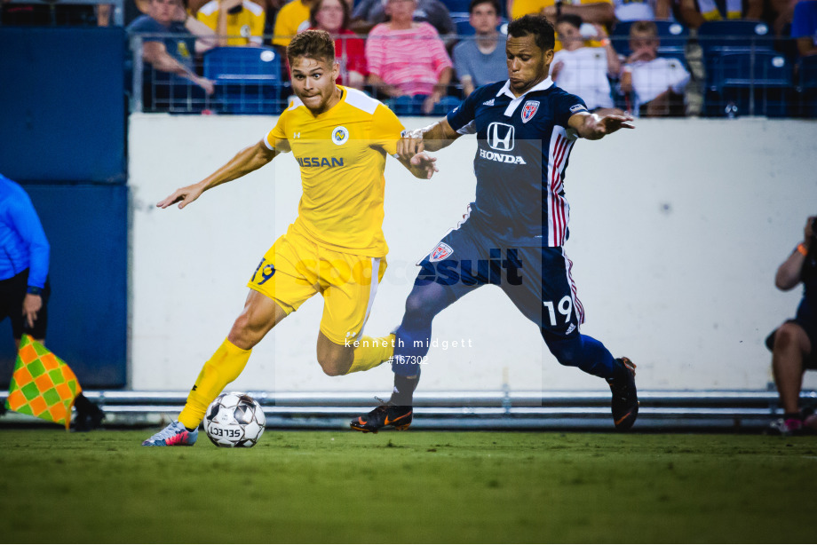 Spacesuit Collections Image ID 167302, Kenneth Midgett, Nashville SC vs Indy Eleven, United States, 27/07/2019 19:33:37