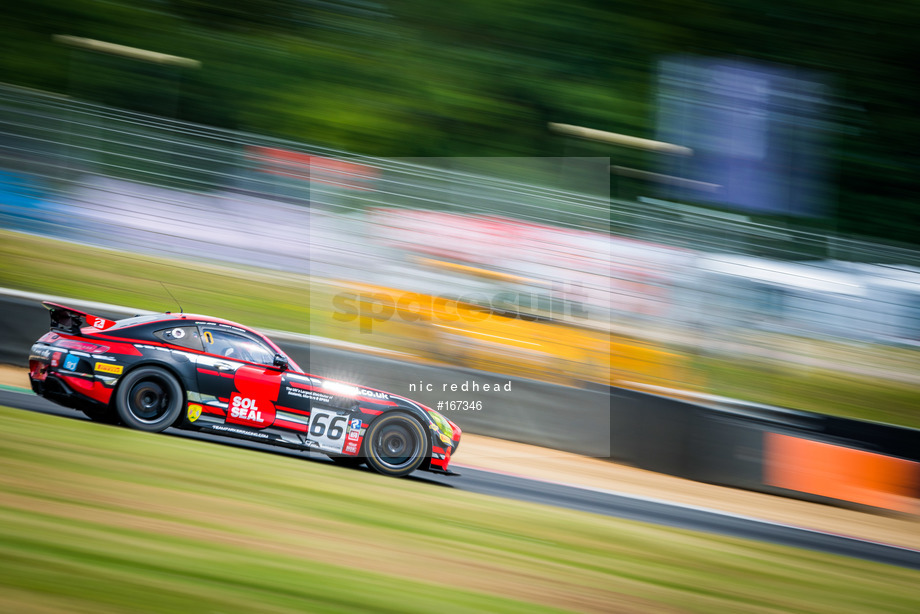 Spacesuit Collections Image ID 167346, Nic Redhead, British GT Brands Hatch, UK, 03/08/2019 13:00:47