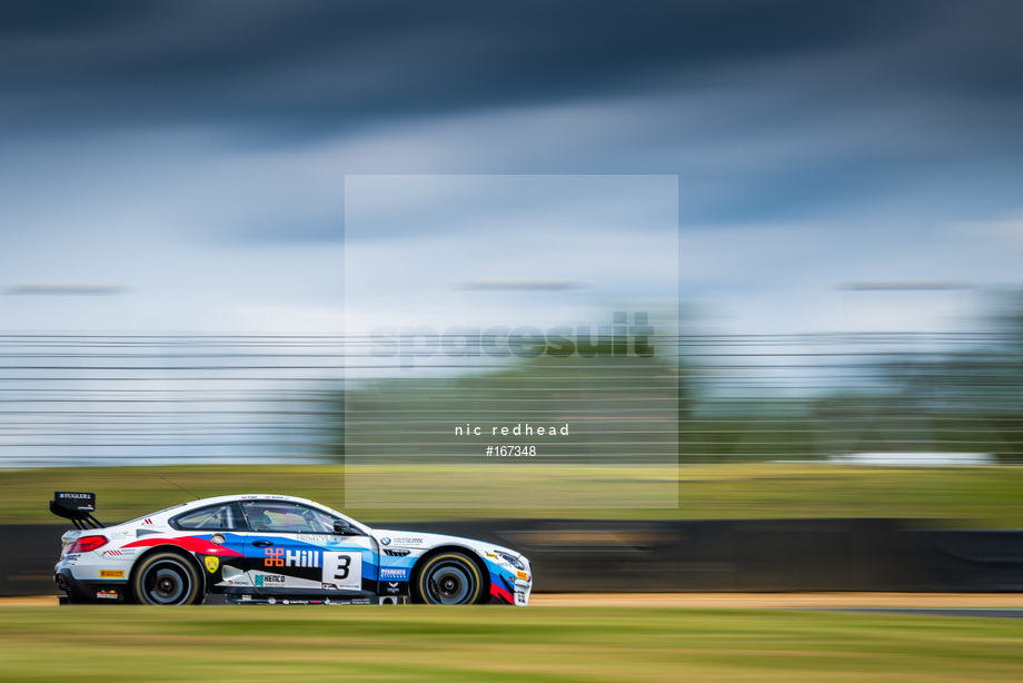 Spacesuit Collections Image ID 167348, Nic Redhead, British GT Brands Hatch, UK, 03/08/2019 13:03:38