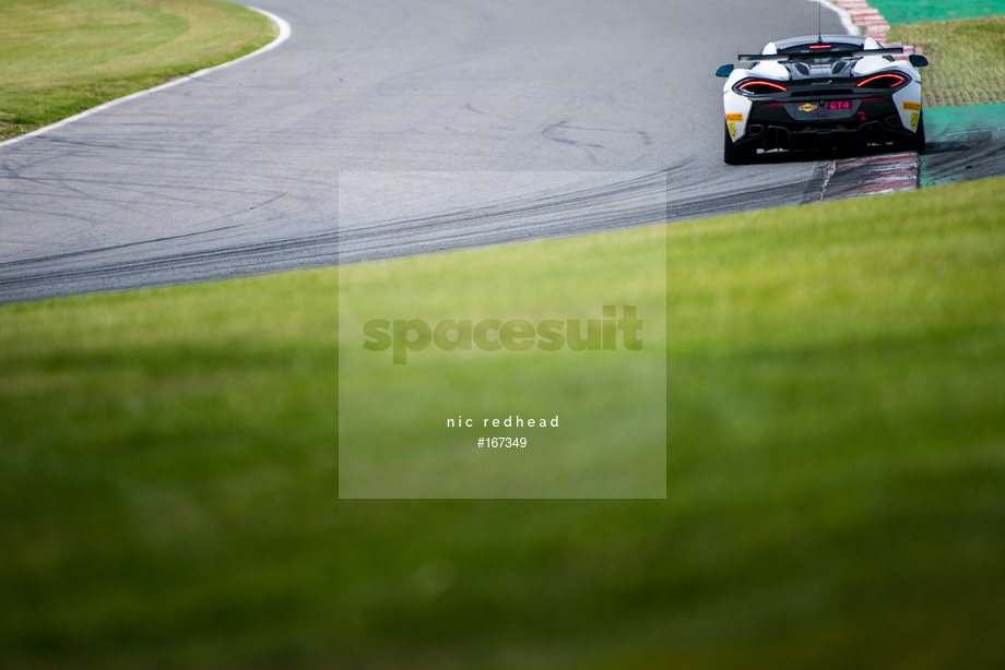 Spacesuit Collections Image ID 167349, Nic Redhead, British GT Brands Hatch, UK, 03/08/2019 13:09:39