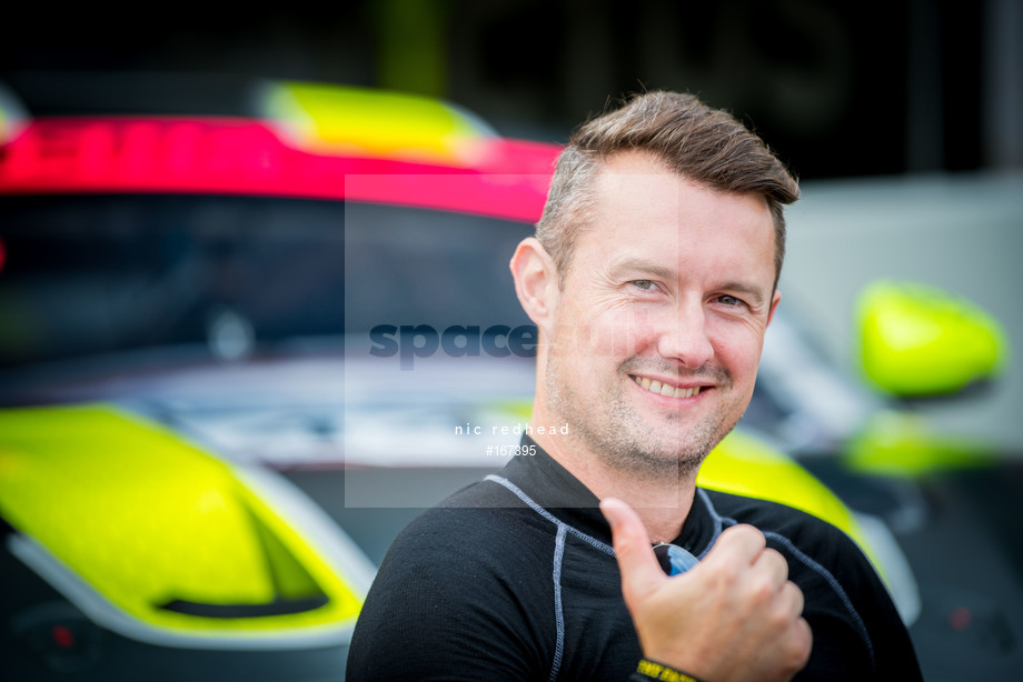 Spacesuit Collections Image ID 167395, Nic Redhead, British GT Brands Hatch, UK, 04/08/2019 09:06:42