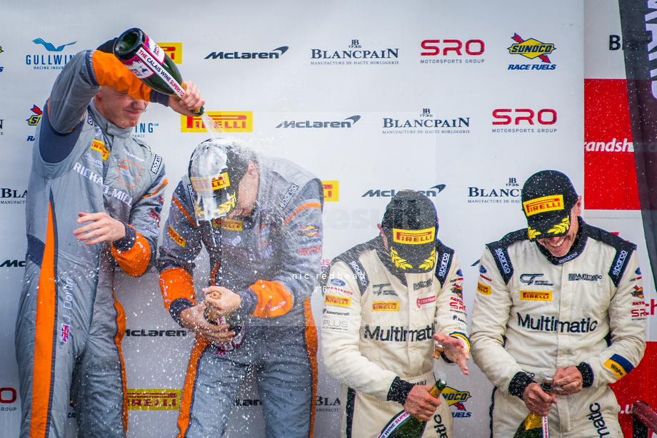 Spacesuit Collections Image ID 167416, Nic Redhead, British GT Brands Hatch, UK, 04/08/2019 15:22:57