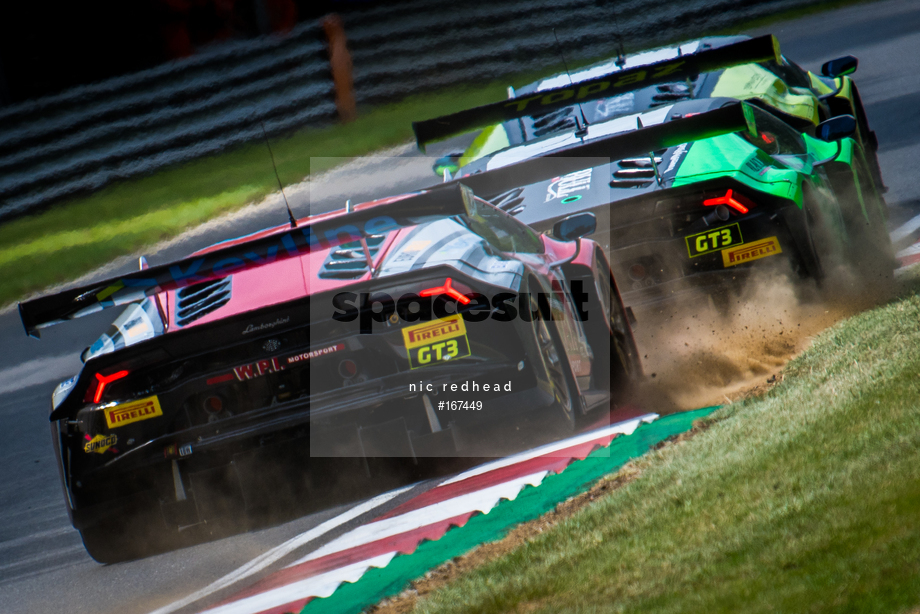 Spacesuit Collections Image ID 167449, Nic Redhead, British GT Brands Hatch, UK, 04/08/2019 14:35:30