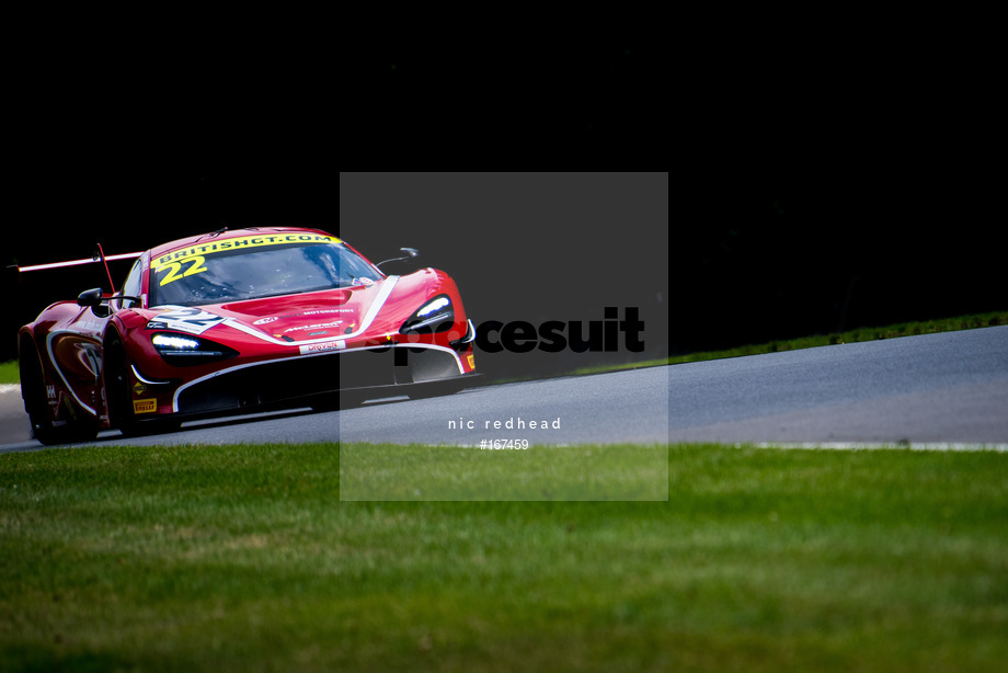 Spacesuit Collections Image ID 167459, Nic Redhead, British GT Brands Hatch, UK, 04/08/2019 14:44:14