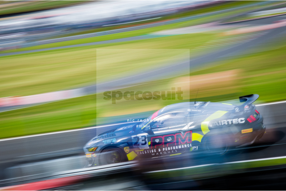 Spacesuit Collections Image ID 167464, Nic Redhead, British GT Brands Hatch, UK, 04/08/2019 14:49:52
