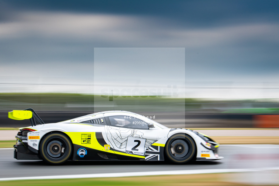 Spacesuit Collections Image ID 205062, Nic Redhead, British GT Donington Park, UK, 15/08/2020 09:06:20