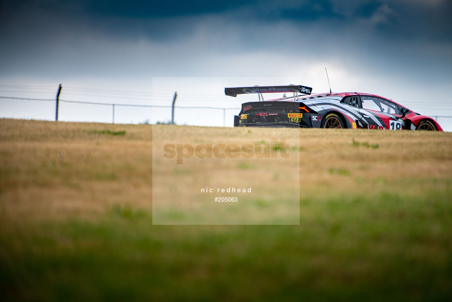 Spacesuit Collections Image ID 205063, Nic Redhead, British GT Donington Park, UK, 15/08/2020 09:08:19