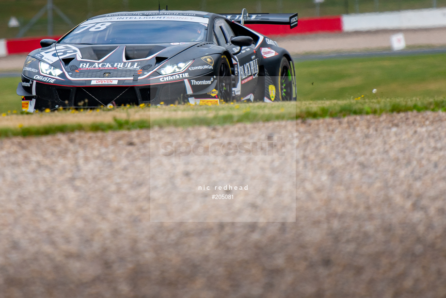 Spacesuit Collections Image ID 205081, Nic Redhead, British GT Donington Park, UK, 15/08/2020 09:41:08