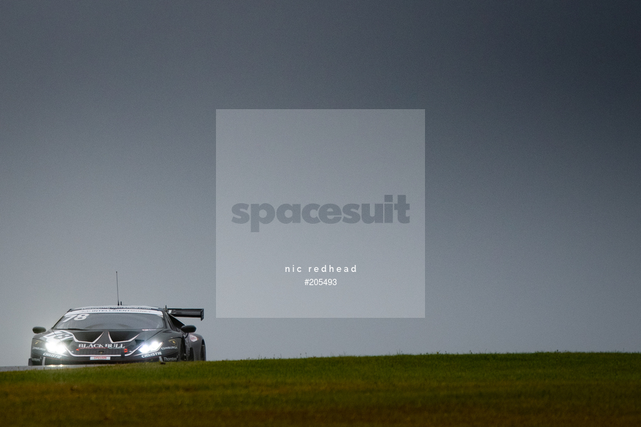 Spacesuit Collections Image ID 205493, Nic Redhead, British GT Donington Park, UK, 16/08/2020 10:58:48
