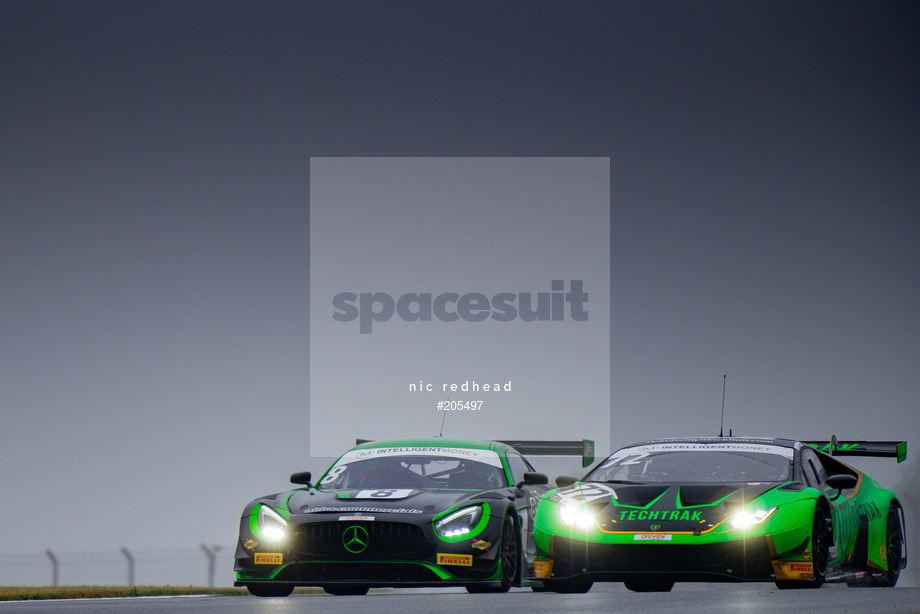 Spacesuit Collections Image ID 205497, Nic Redhead, British GT Donington Park, UK, 16/08/2020 11:18:33
