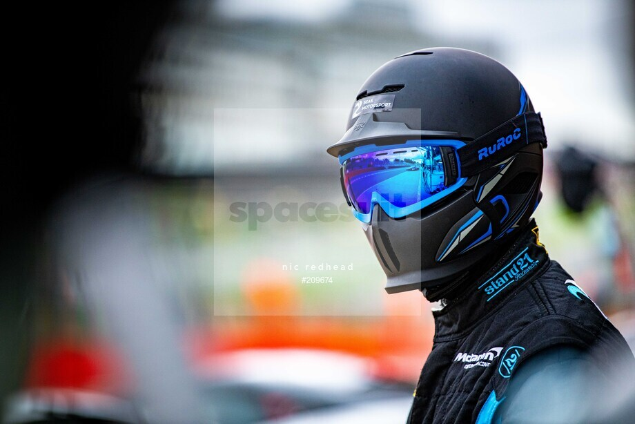 Spacesuit Collections Image ID 209674, Nic Redhead, British GT Brands Hatch, UK, 29/08/2020 15:36:31