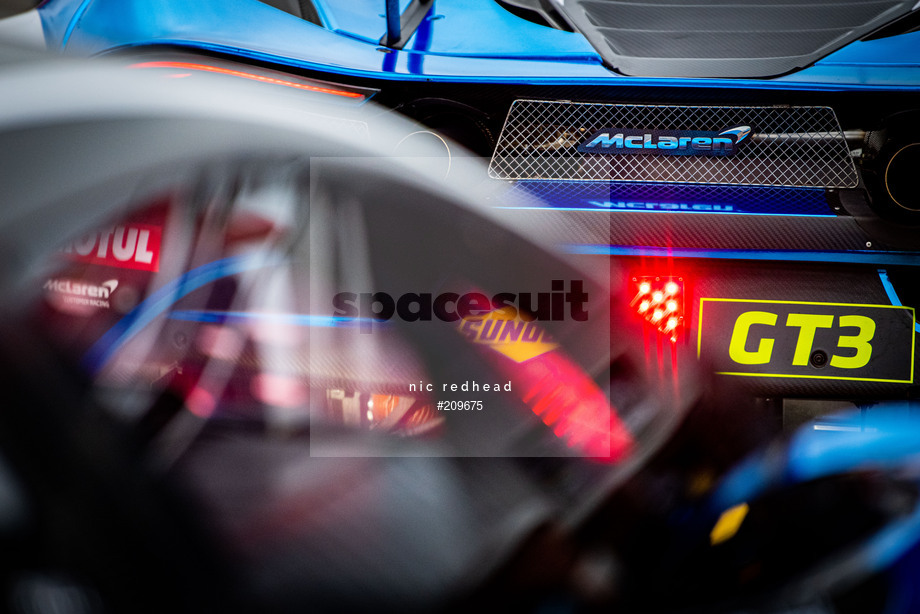 Spacesuit Collections Image ID 209675, Nic Redhead, British GT Brands Hatch, UK, 29/08/2020 15:39:16