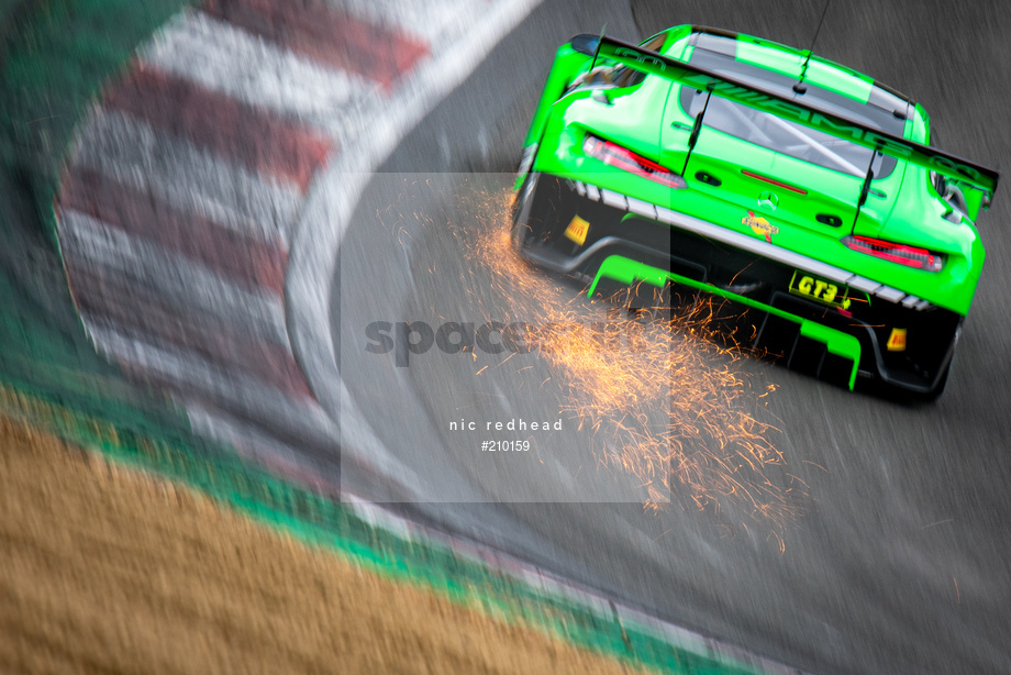 Spacesuit Collections Image ID 210159, Nic Redhead, British GT Brands Hatch, UK, 30/08/2020 09:01:35