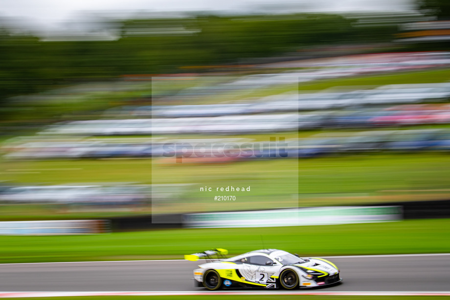 Spacesuit Collections Image ID 210170, Nic Redhead, British GT Brands Hatch, UK, 30/08/2020 12:04:12