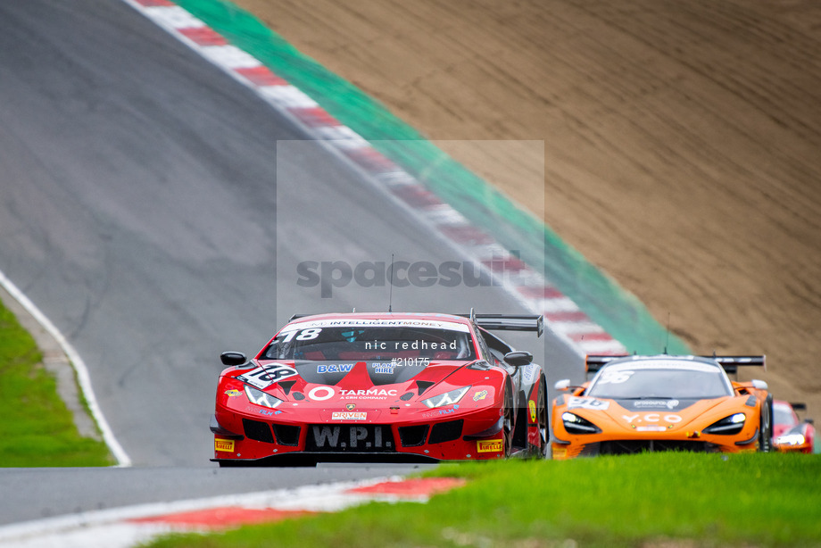 Spacesuit Collections Image ID 210175, Nic Redhead, British GT Brands Hatch, UK, 30/08/2020 12:33:48