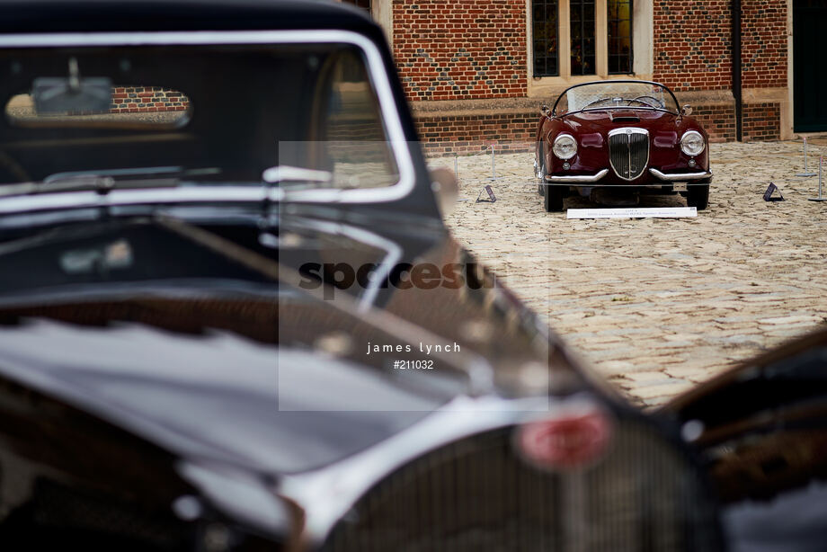 Spacesuit Collections Image ID 211032, James Lynch, Concours of Elegance, UK, 04/09/2020 15:34:05