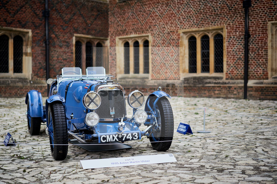 Spacesuit Collections Image ID 211033, James Lynch, Concours of Elegance, UK, 04/09/2020 15:32:59