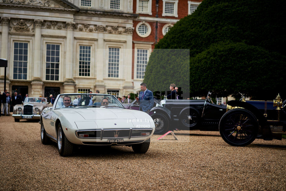 Spacesuit Collections Image ID 211043, James Lynch, Concours of Elegance, UK, 04/09/2020 15:26:46