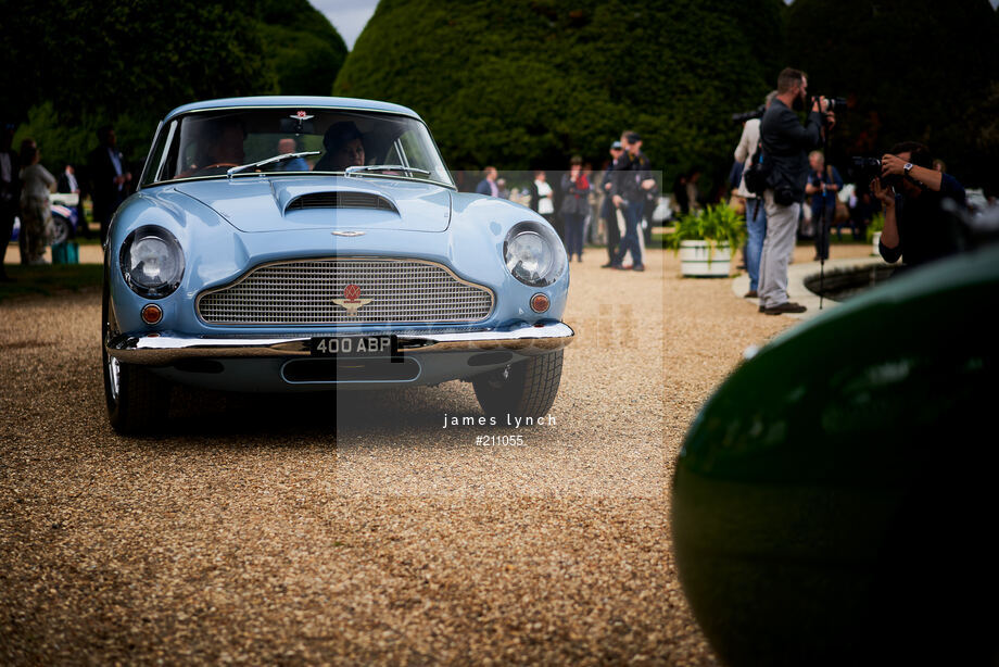 Spacesuit Collections Image ID 211055, James Lynch, Concours of Elegance, UK, 04/09/2020 15:11:48