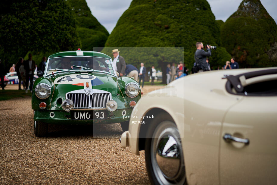 Spacesuit Collections Image ID 211056, James Lynch, Concours of Elegance, UK, 04/09/2020 15:10:43
