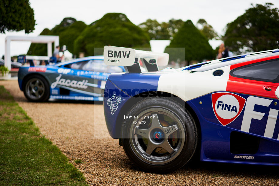 Spacesuit Collections Image ID 211072, James Lynch, Concours of Elegance, UK, 04/09/2020 14:13:05
