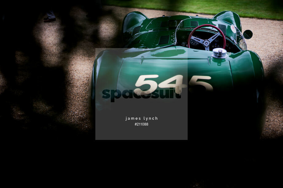 Spacesuit Collections Image ID 211088, James Lynch, Concours of Elegance, UK, 04/09/2020 13:10:59