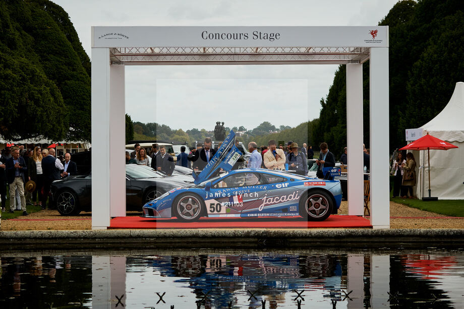 Spacesuit Collections Image ID 211103, James Lynch, Concours of Elegance, UK, 04/09/2020 12:44:35