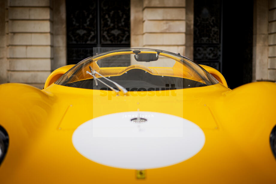 Spacesuit Collections Image ID 211107, James Lynch, Concours of Elegance, UK, 04/09/2020 12:28:45